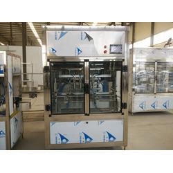辣椒酱灌装机,青州鲁泰机械,辣椒酱灌装机械图片