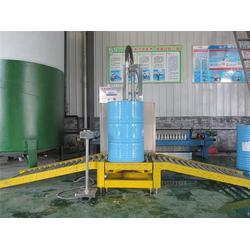 半自动润滑油灌装机 润滑油灌装机 青州鲁泰机械图片