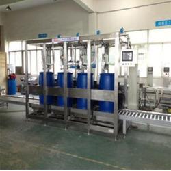 青州鲁泰机械 润滑油类灌装机-油类灌装机图片