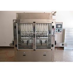 农药灌装机生产线,玉溪农药灌装机,青州鲁泰机械图片