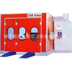 机械喷烤漆房-东营烤漆房-新星机械设备公司图片