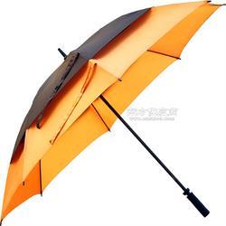 永不退色的高尔夫伞,高尔夫球场级别的高尔夫防风商务礼品伞图片