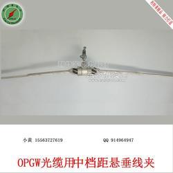 OPGW小档距悬垂线夹 预绞式光缆金具图片