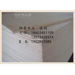 LVL杨木多层板做木质包装箱用免熏蒸木方图片