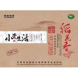米稻库合作社、精选五常大米、五常大米图片