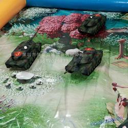 广场大型电动玩具儿童游乐项目 室外游乐设备 方向盘遥控坦克图片