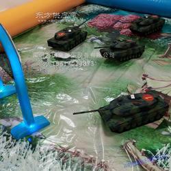 广场儿童遥控坦克 室外游乐设备价厂家图片