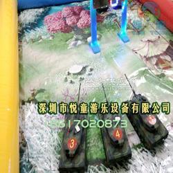 超市儿童乐园游乐设施厂家 儿童游乐坦克图片