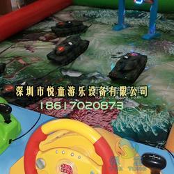 儿童游乐坦克 游乐设施项目有哪些图片