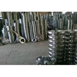 西藏平焊法兰 不锈钢带径平焊法兰 沧州宏鼎管业