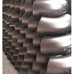 90度碳钢无缝弯头-四川无缝弯头-沧州宏鼎管业现货图片