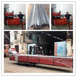 爬架方管沖剪機報價-銀江機械-內蒙古爬架方管沖剪機圖片