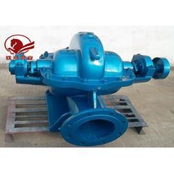 鹤岗双吸泵-铁马泵业-16SA-9JA钢铁治金双吸泵图片