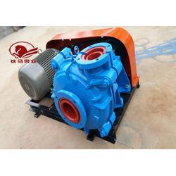 生产12/10X-AH渣浆泵、铁马泵业、耐磨不堵塞AH渣浆泵图片