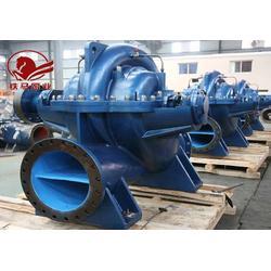 抚州SH型卧式清水灌溉泵,6SH-9双吸离心泵、铁马泵业图片