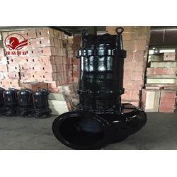 WQ潜水排污泵厂家-铁马泵业-单级WQ潜水排污泵图片
