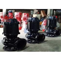 80WQ40-15潜水排污泵、铁马泵业、耐腐WQ工程排污泵图片