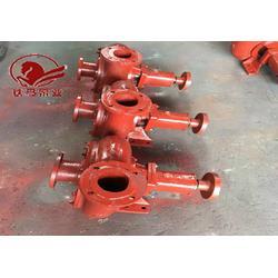 4PW污物杂质泵、铁马泵业、无堵塞PW排污泥浆泵图片