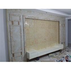 欧式电视背景墙,景雅装饰材料厂(在线咨询),凤岗背景墙图片