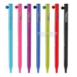 点石文具 珍珠按动中性笔 彩色中性笔 厂家 DS-032图片