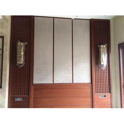 无锡木饰面-广州东港家具-酒店家具护墙板成品饰面板图片