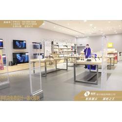 那个厂家可以制作小米专卖店授权店店面效果图,柜台布置图图片