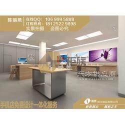 华为体验店3.0服务台人造石台面工厂订购图片
