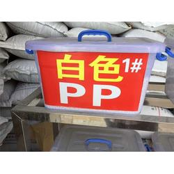 pp再生料吨袋-宁波pp再生料-雄鹰塑胶合理图片