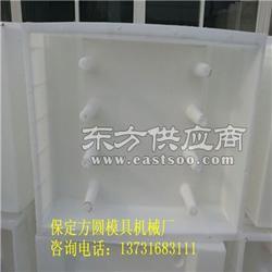 长期供应高品质高铁电缆槽盖板模具图片