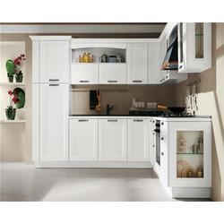 凯奥家具、实木整体橱柜定制、运城整体橱柜定制图片