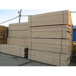 保定铁杉木方、博通木材加工厂、铁杉木方图片