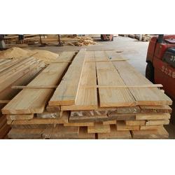 博通木材、樟子松木方、樟子松木方料图片