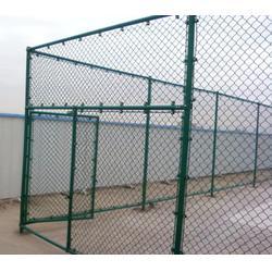 球场防护栅栏,凯特网栏(图),框架式球场防护栅栏图片