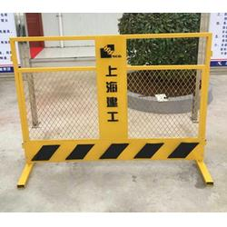 基坑围挡|企拓丝网(在线咨询)|建筑施工基坑围挡图片