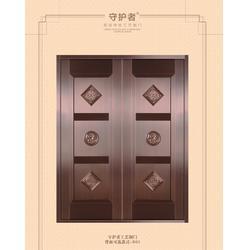 铜门加盟-法兰帝大品牌好质量-铜门图片