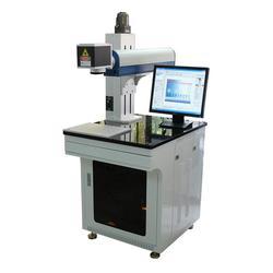 打标机,济南涵睿,塑料光纤激光打标机图片