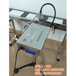 手持式大字符喷码机、北京大字符喷码机、涵睿喷码机(查看)图片