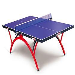 乒乓球桌标准尺寸_卓众(在线咨询)_天水乒乓球桌图片