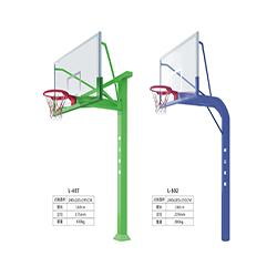 西安篮球架、篮球架、卓众体育(多图)图片