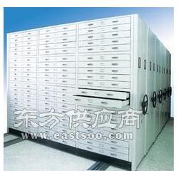 手动密集架 保密钢制文件柜 信立达厂家图片