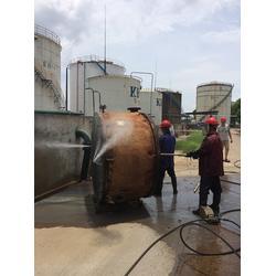 易邦环保、工业管道高压水射流清洗、揭阳高压水射流清洗图片