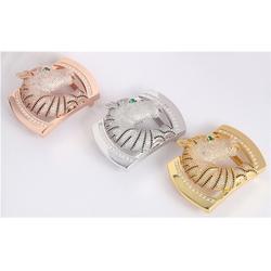 皮带扣-皮带扣-明金镶钻皮带扣图片