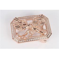 明金镶钻皮带扣(图),皮带扣商,皮带扣图片