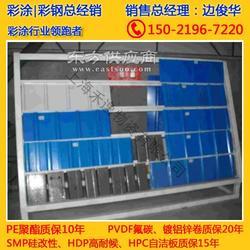 福州上海宝钢彩钢板 银灰 总经销图片