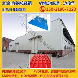 天津锅炉彩钢板 镀铝锌彩涂图片