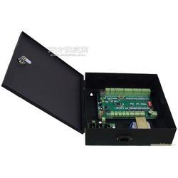 提供刷卡双门门禁控制系统_双门双向联网控制器优惠图片
