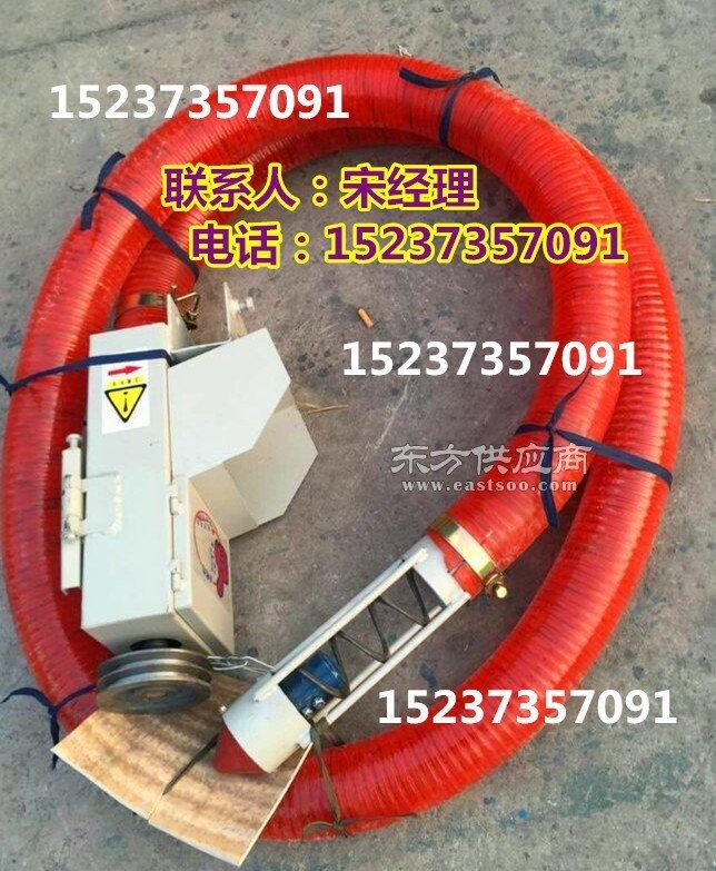 220V车载吸粮机/螺旋式输送机/软管玉米上料机图片
