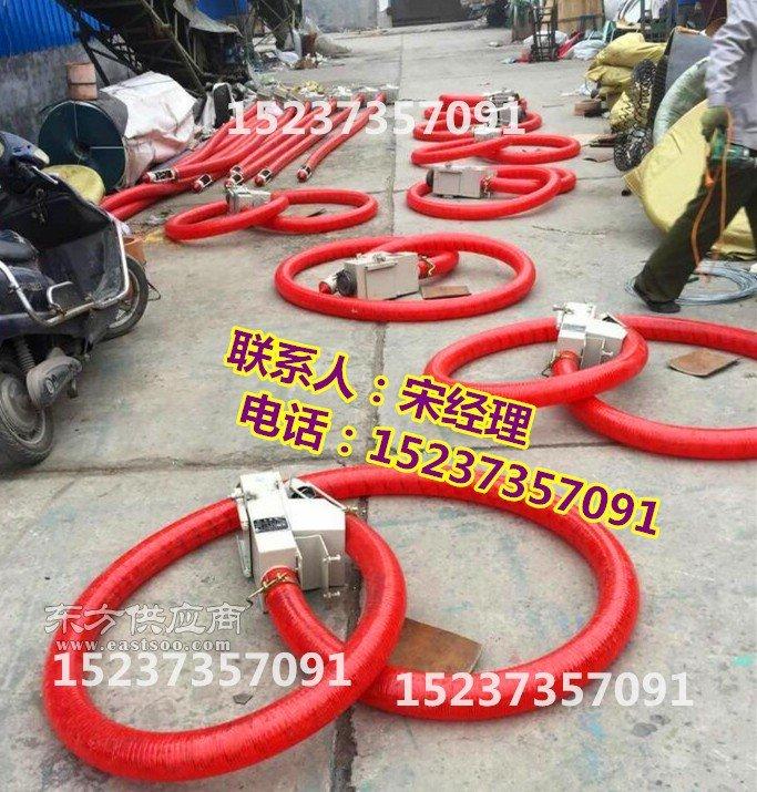 220V吸粮机软管吸谷机抽粮机/螺旋式抽谷机/便携式装袋机图片