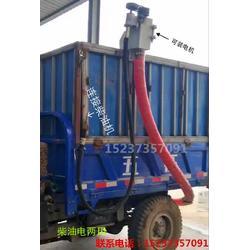 加长软管吸粮机三轮车携带抽粮机软蛟龙吸稻谷装车机图片