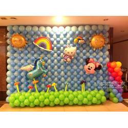 宝安气球布置宝宝宴气球设计依尚庆典策划有限公司图片